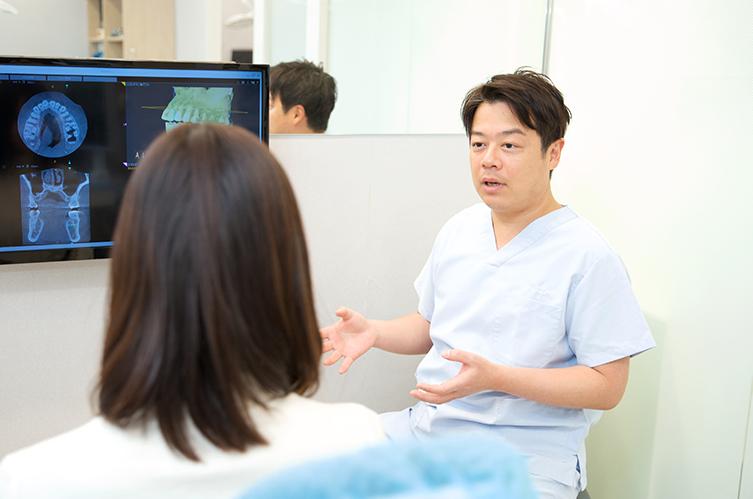 様々な角度から分析し最適な治療法をご提案